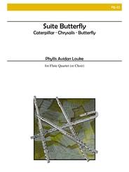 Madama Butterfly Suite for Flute Quartet or Flute Choir